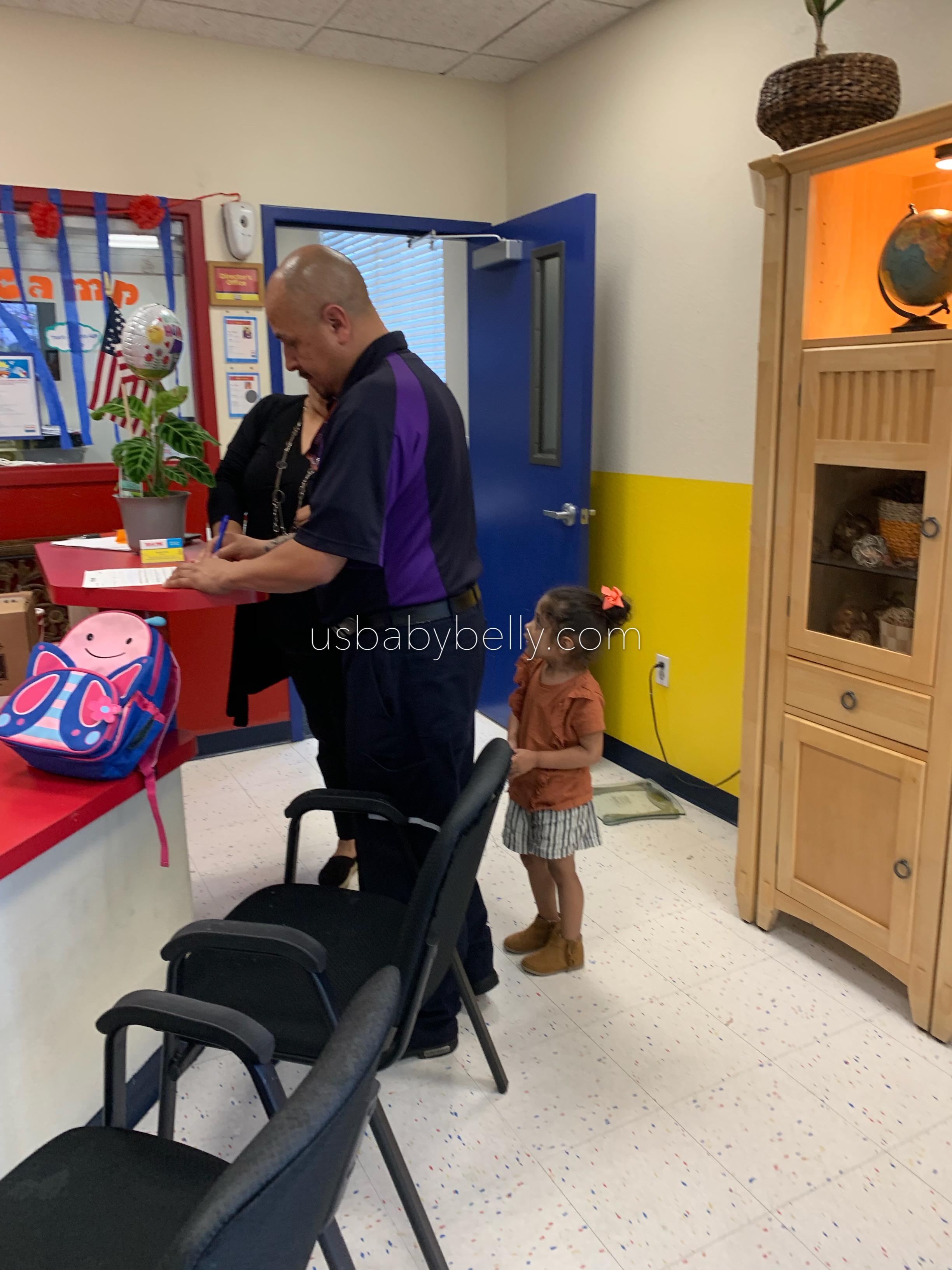 美國幼稚園